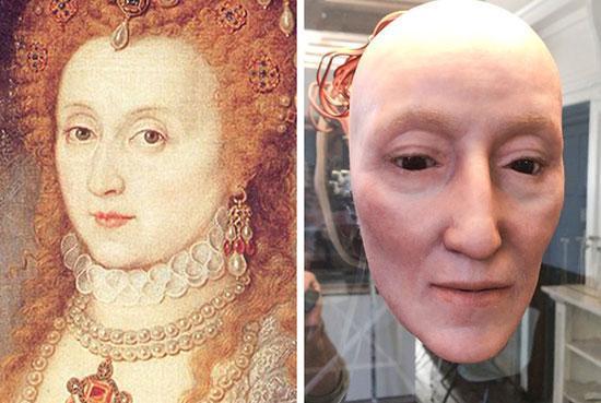 بازسازی چهره واقعی شخصیت های مشهور تاریخی