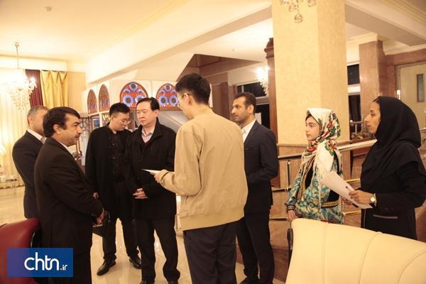 سفیر و رایزن فرهنگی چین وارد گلستان شدند