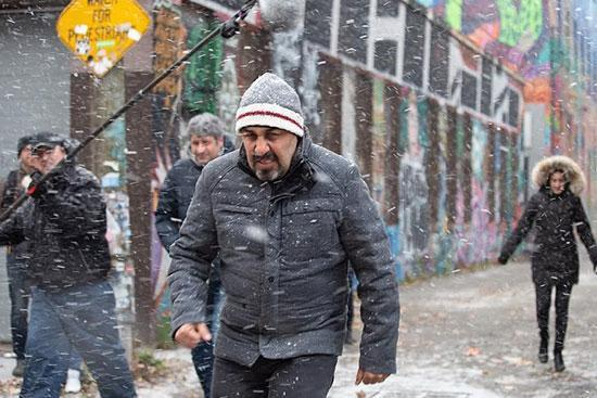 رضا عطاران در فیلم آزاد مثل هوا در کانادا