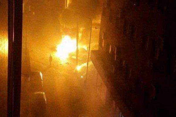 وقوع انفجار نزدیکی سفارت ایتالیا در لیبی