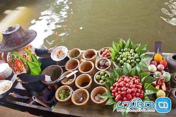 خرید روی آب را در بانکوک تجربه کنید