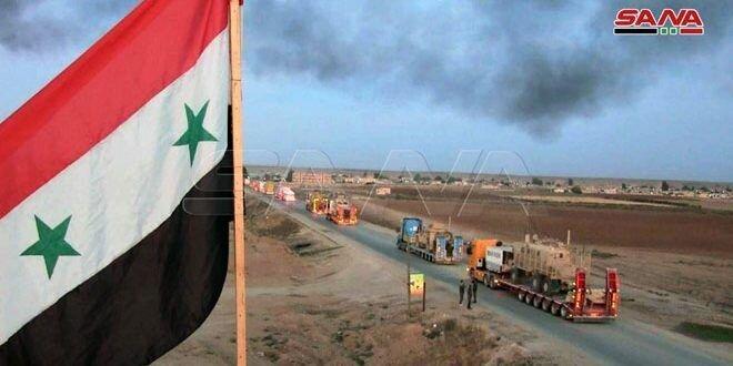 لشگر کشی آمریکایی ها به سمت عراق، عکس