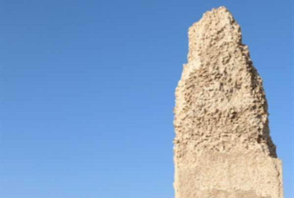 شروع مستندنگاری پلان سازه های شهر جهانی گور در محور ساسانی