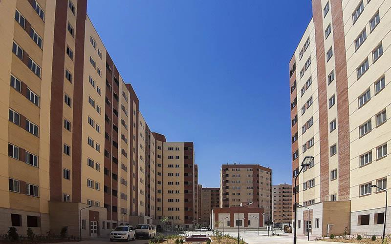 قیمت واحد مسکونی در طرح اقدام ملی در کلانشهر ها