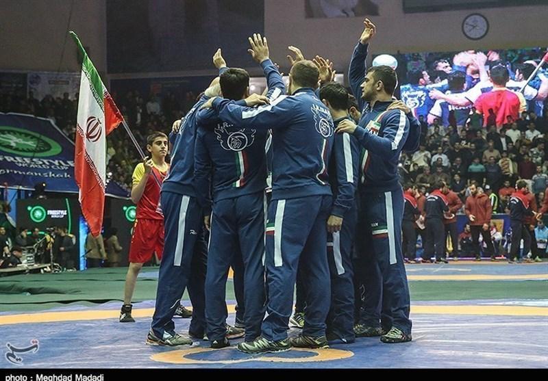 بازی های آسیایی 2018، کشتی گیران آزادکار ایران حریفان خود را شناختند