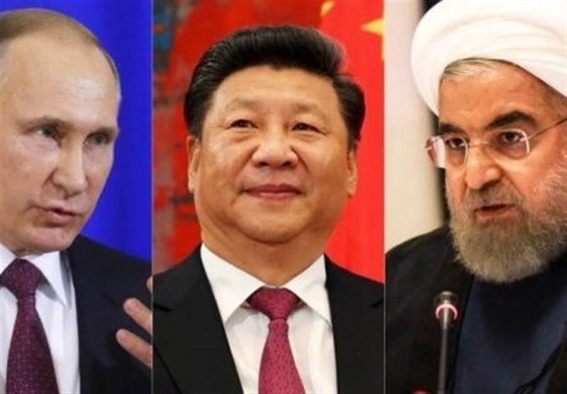 پیغام بزرگ ترین رزمایش نظامی ایران، روسیه و چین از نگاه یک رسانه عرب