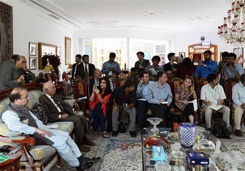 کوشش نواز شریف برای اعتماد سازی در روابط هند و پاکستان