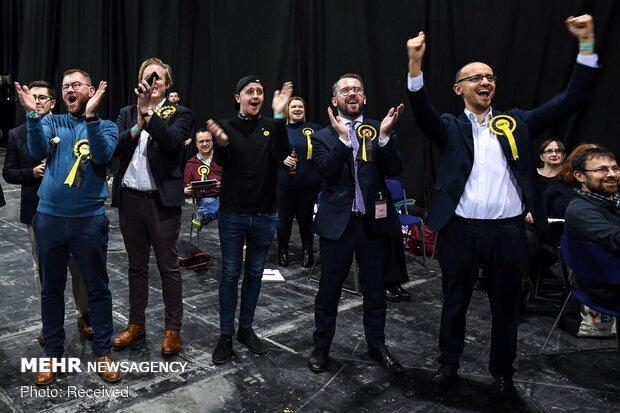 اعلام نتایج نهایی انتخابات انگلیس؛ پیروزی مطلق محافظه کاران