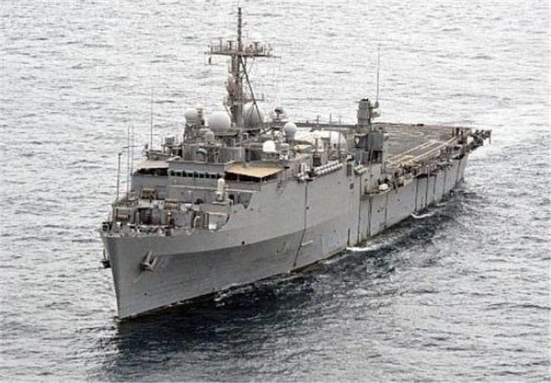 آمریکا هواپیما و کشتی جنگی به دریای جنوبی چین اعزام می نماید