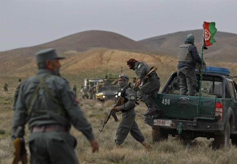 کشته شدن 10 نیروی امنیتی در حمله طالبان به شمال افغانستان