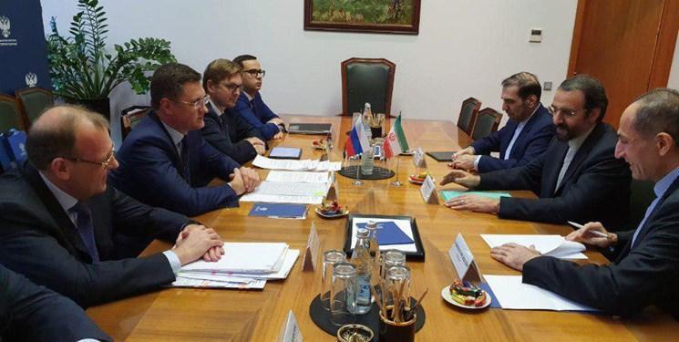 وزیر انرژی روسیه: ایران به شریک راهبردی روسیه تبدیل شده است
