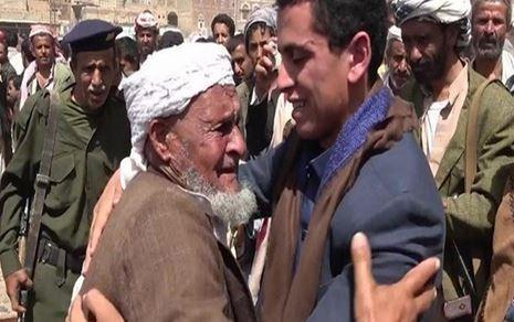رهایی 10 اسیر دیگر ارتش و کمیته های مردمی یمن