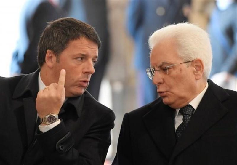 نخست وزیر ایتالیا استعفا کرد، رایزنی رئیس جمهور با احزاب سیاسی
