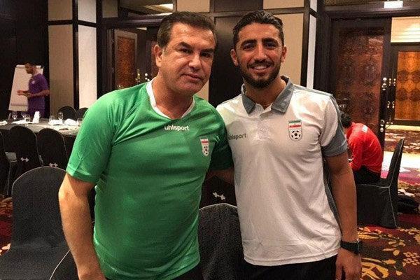همه بازیکنان را محک زدیم، مشکل صیادمنش حل شد، بازی با قطر مهم است