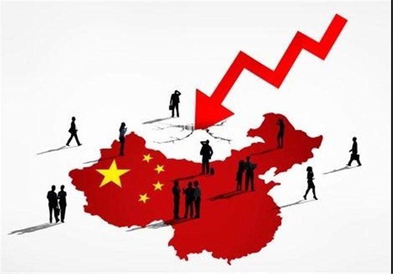 رشد مالی چین به پایین ترین رقم در 25 سال گذشته رسید