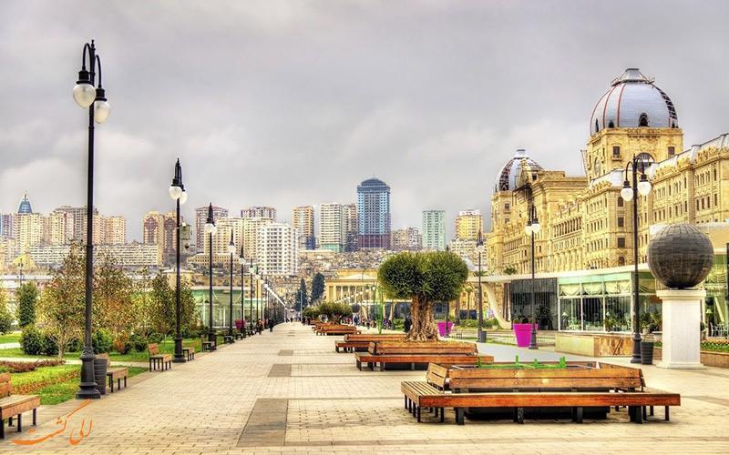 جاذبه های تفریحی و گردشگری باکو کدامها هستند؟
