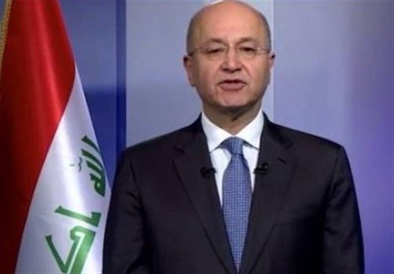 مصاحبه، اقدام برهم صالح در عدم معرفی نامزد نخست وزیری؛ قانونی است یا ناقض قانون؟