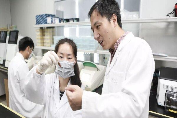 محقق پروژه تولد نوزاد مهندسی ژنتیک شده به 3 سال زندان محکوم شد