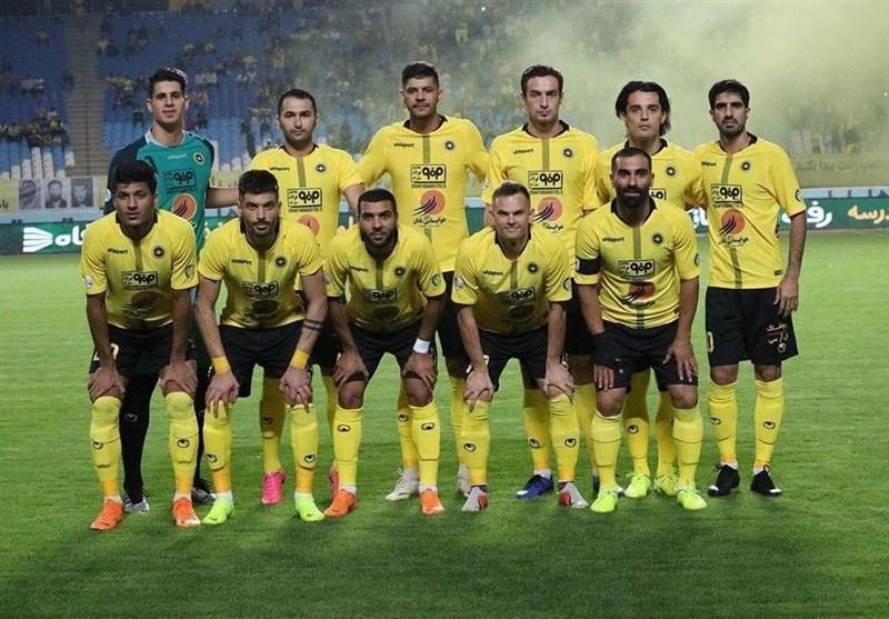 لیگ قهرمانان آسیا، ترکیب سپاهان برای ملاقات با السد اعلام شد