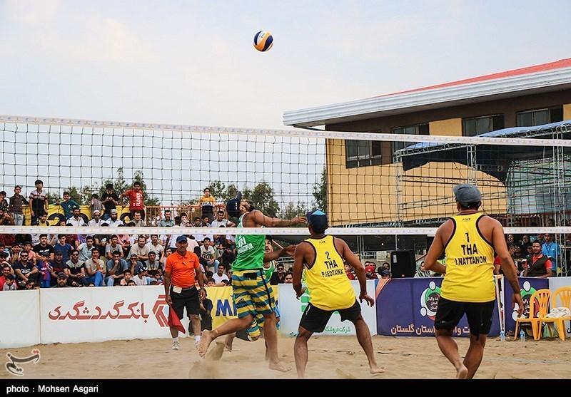 تور جهانی والیبال ساحلی بندرعباس، ژاپنی ها با 6 تیم در راه ایران