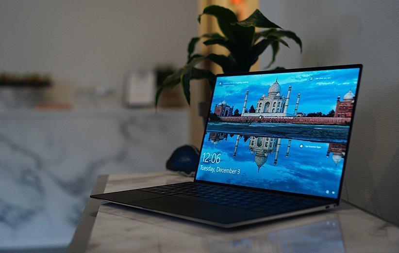 لپ تاپ دل XPS 13 جدید با نمایشگر کم حاشیه تر و پردازنده جدید معرفی گشت