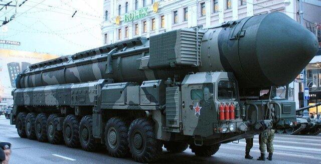 موشک های جدید بالستیک سرمت در زرادخانه نیروهای مسلح روسیه