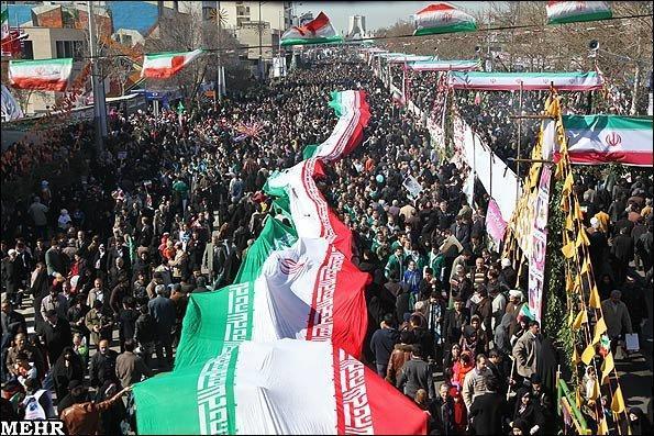 تورهای گردشگری انقلاب در محله های مرکزی شهر تهران برگزار گردید