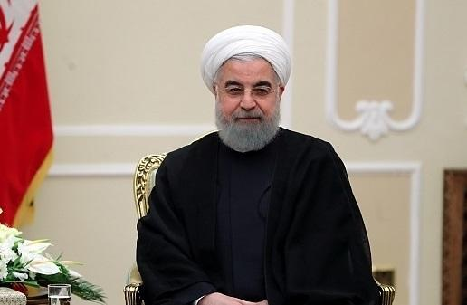 روحانی فرا رسیدن روز جمهوری هند را به رئیس جمهور و نخست وزیر این کشور تبریک گفت