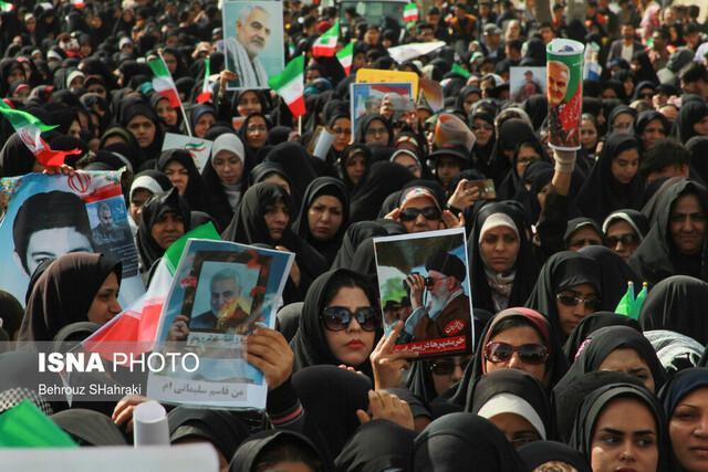 تلاش رسانه ها در به تصویر کشیدن حماسه 22 بهمن ستودنی و قابل تقدیر است