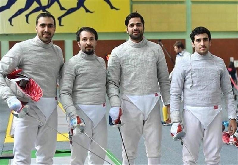 تیم اپه مردان ایران به مقام ششمی رسید