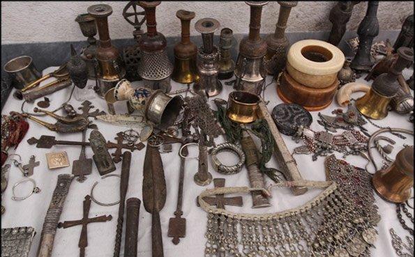3 محموله اشیاء عتیقه و تاریخی به ایران بازگردانده شد