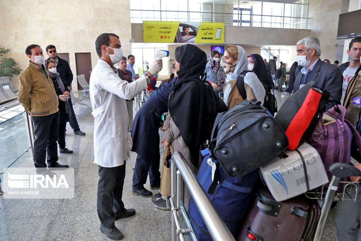 خبرنگاران ورود و خروج مسافران فرودگاه عسلویه تحت کنترل است
