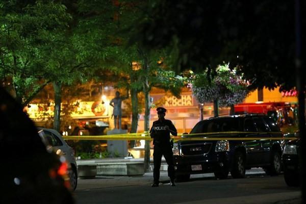 تیراندازی در کانادا 2 کشته و 13 زخمی برجای گذاشت