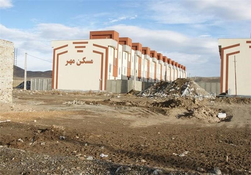 گازرسانی به 2000 واحد مسکن مهر شهرستان اهر
