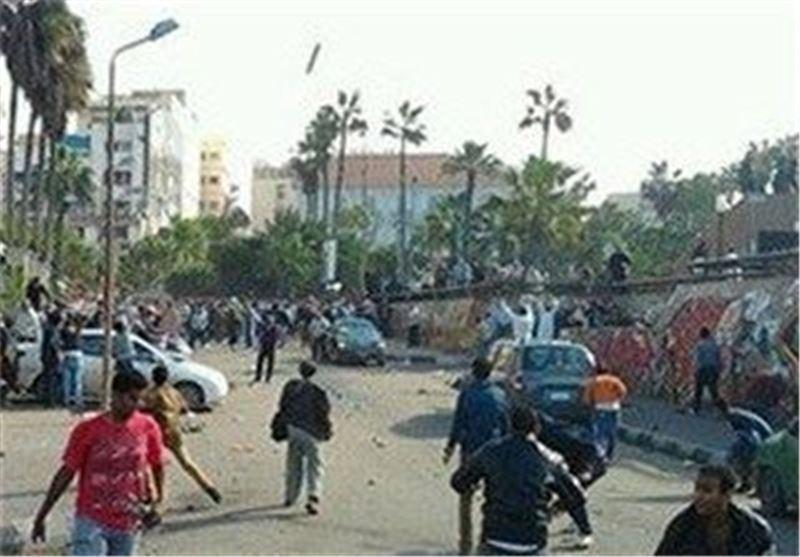درگیری مسلمانان و مسیحیان مصری، چهار منزل مسکونی به آتش کشیده شد