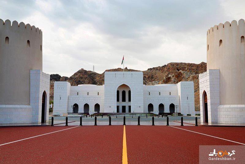 موزه ملی عمان، فرصتی برای آشنایی با فرهنگ این کشور، عکس
