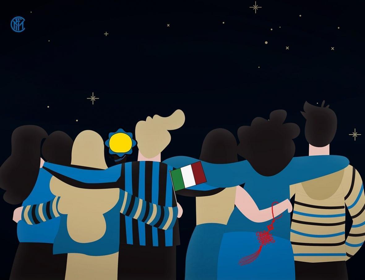 یاری 500 هزار یورویی بازیکنان اینتر به بیمارستان کرونا ایتالیا