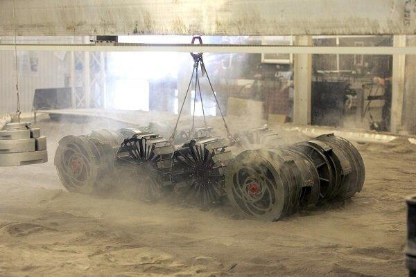 ناسا برای طراحی ربات حفاری ماه درخواست یاری کرد