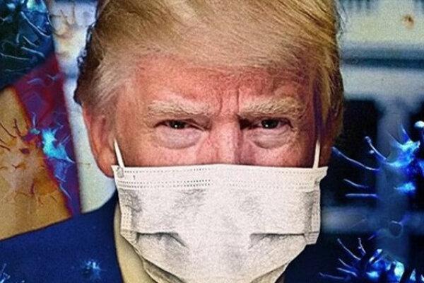 واکنش عجیب ترامپ به بحران کمبود ماسک در آمریکا