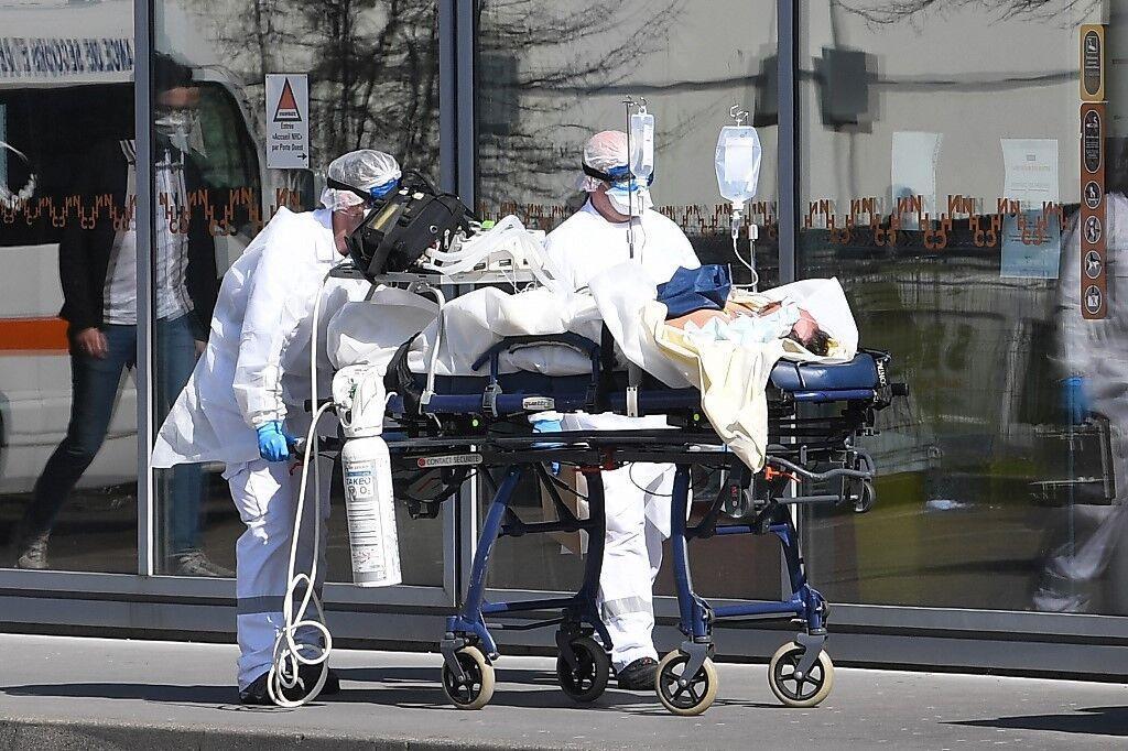 آمار وحشتناک ابتلا و مرگ در اسپانیا ، 769 فوت از کرونا در یک روز
