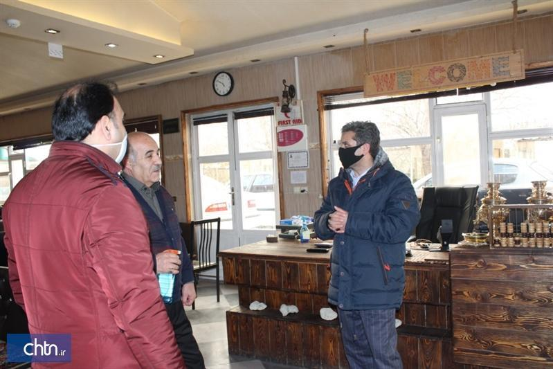 اجرای 80 مورد بازرسی از تأسیسات گردشگری شهرستان اردبیل
