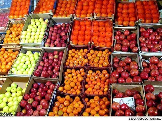 توزیع بیش از 3 هزار تن میوه نوروزی در خوزستان
