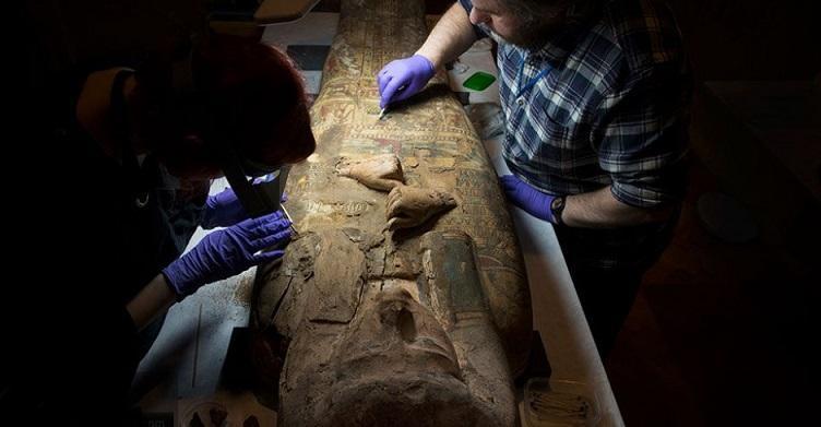 راز پنهان مومیایی 3 هزار ساله چیست؟