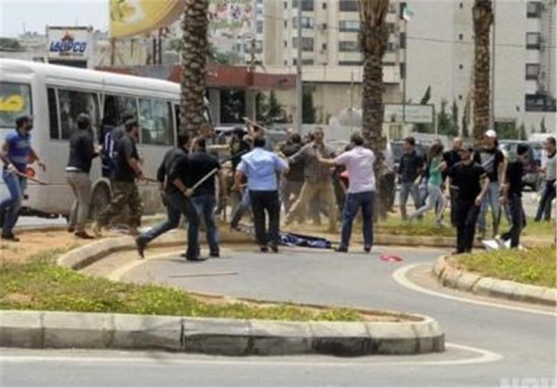 ارتش لبنان کشته شدن یک نفر در برابر سفارت ایران را تأیید کرد