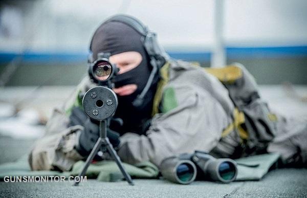 VKS؛ سلاح ویژه سرویس امنیت فدرال روسیه (