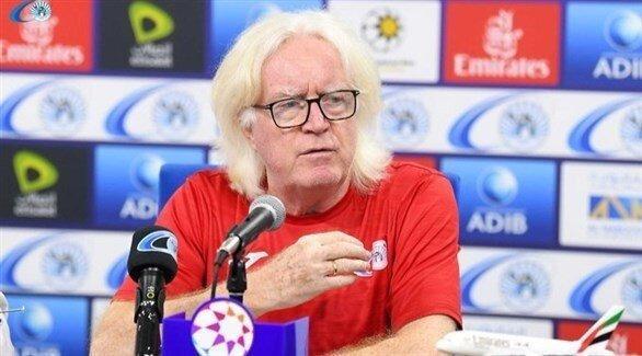 شفر: امیدوارم راهنمایی تیم ملی امارات را برعهده بگیرم