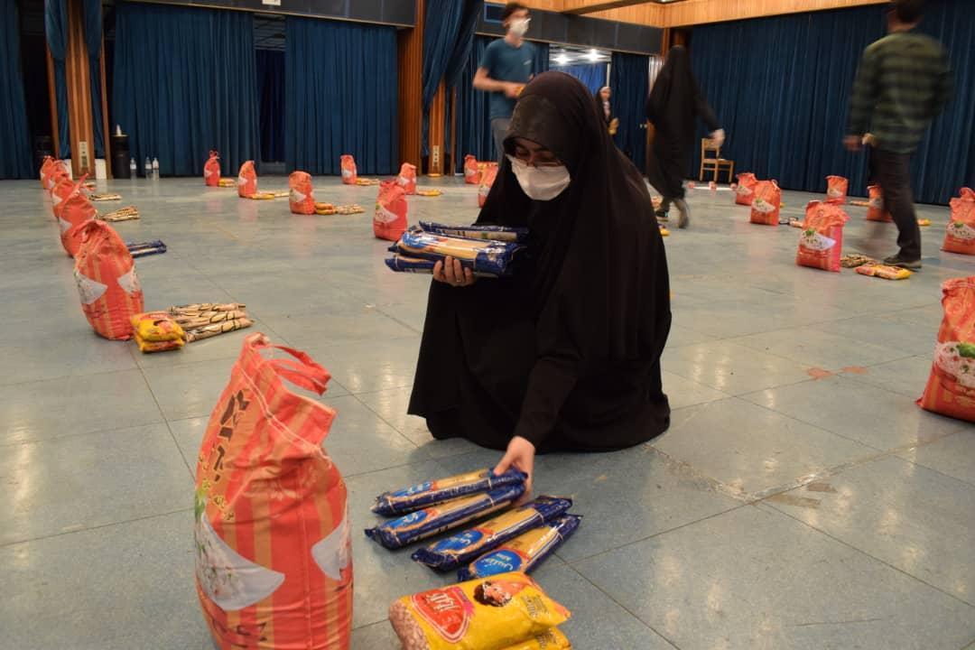 خیره دانشجویی کانون ولیعصر(عج) در دانشگاه تهران برگزار گردید