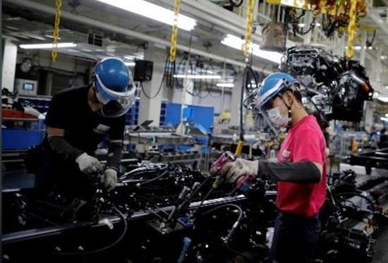 کاهش 38 درصد فروش جهانی خودروسازان ژاپنی