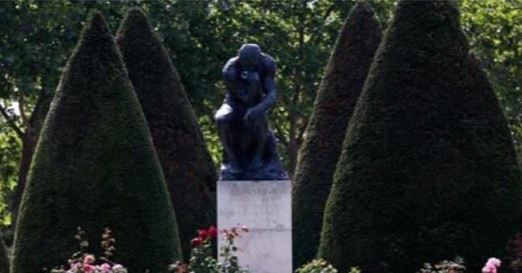 بازگشایی موزه رودن پاریس هم بازگشایی
