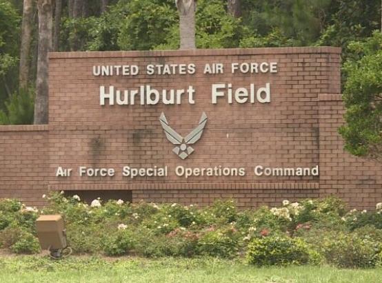 درگیری مسلحانه در پایگاه هوایی فلوریدا با 2 کشته و زخمی